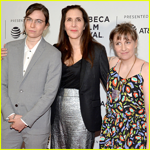 Lena Dunham & Younger Sister Grace Support Their Mom at 'My Art' Premiere at Tribeca