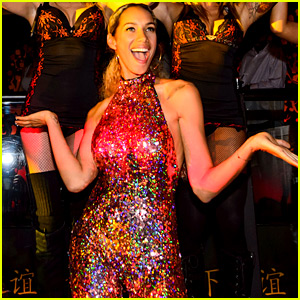Leona Lewis Celebrates Her Birthday in Las Vegas!