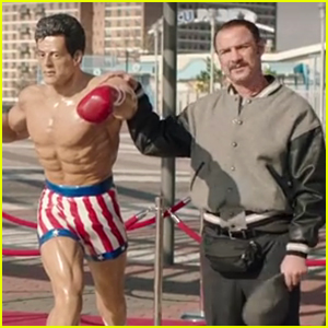 Liev Schreiber Stars as the Real Rocky in 'Chuck' Trailer - Watch Now!