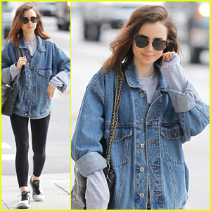Lily Collins Is Co-Hosting We Day Seattle on April 21st!