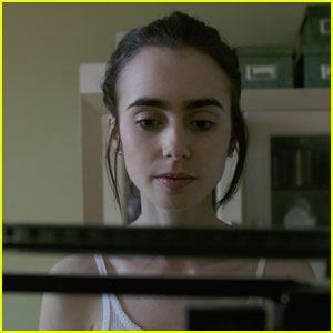 Lily Collins Battles Anorexia in 'To the Bone' First Look Image