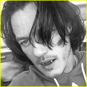 Luke Evans Shares Hottest Throwback Photo: 'Once You Go Drac You Never Go Back'