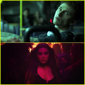 Machine Gun Kelly & Hailee Steinfeld Debut 'At My Best' Music Video - Watch Here!