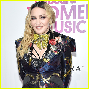 Madonna Posts Picture Holding Coca-Cola, Seemingly Shades Pepsi & Kendall Jenner
