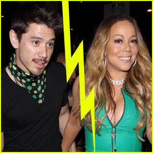 Mariah Carey & Bryan Tanaka Split After 5 Months of Dating