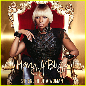 Mary J. Blige 'Strength Of a Woman' Album Stream & Download - Listen Now!