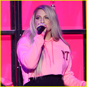 Meghan Trainor Reveals She Secretly Had Second Vocal Surgery (Video)