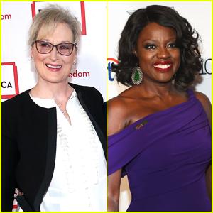 Meryl Streep Gets Praised By Viola Davis: 'I Always Feel Like She Sees Me'
