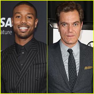 Michael B. Jordan & Michael Shannon to Star in New HBO Film 'Fahrenheit 451'