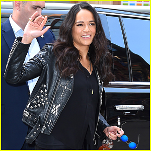 Michelle Rodriguez Says Filming 'Fate of the Furious' in Cuba was 'Nuts' - Watch!
