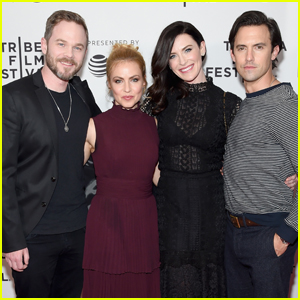 Milo Ventimiglia Premieres 'Devil's Gate' at Tribeca Film Festival 2017