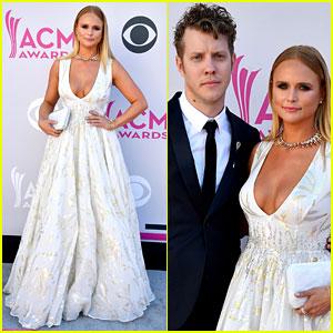 Miranda Lambert Brings Boyfriend Anderson East to ACM Awards 2017