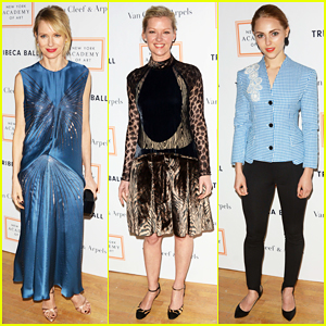 Naomi Watts Gets Glam For Tribeca Ball 2017!