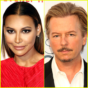 Naya Rivera & David Spade Have Reportedly Been Dating for Weeks