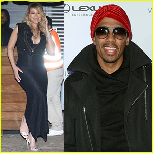 Nick Cannon Shares Cute Photo of His & Mariah Carey's Daughter Monroe