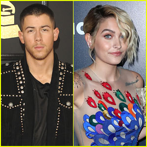 Nick Jonas Grabbed Ice Cream With Paris Jackson!