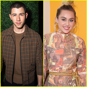 Nick Jonas Still Listens to Miley Cyrus' 2009 Hit Song 'The Climb'!