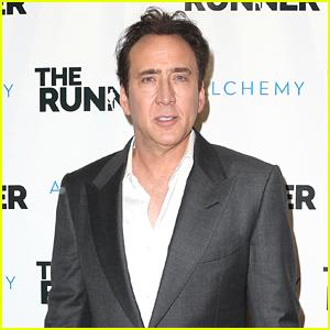 Nicolas Cage Suffers Injury on Set of New Film in Bulgaria