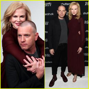 'Moulin Rouge' Duo Nicole Kidman & Ewan McGregor Reunite!