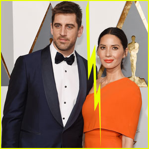 Olivia Munn & Aaron Rodgers Split After Three Years Together