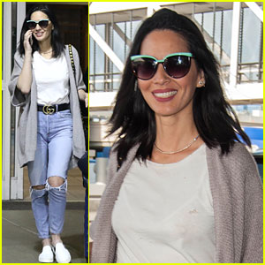 Olivia Munn Steps Out for First Time After Split from Aaron Rodgers