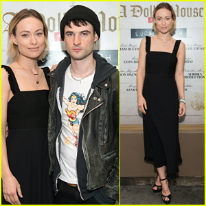 Olivia Wilde Attends Opening Night of 'A Doll's House, Part 2'