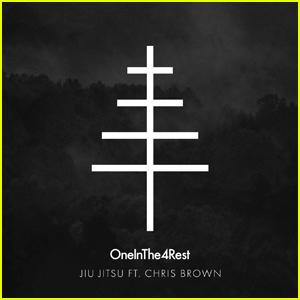 OneInThe4Rest: 'Jiu-Jitsu' Feat. Chris Brown - Watch Lyric Video!