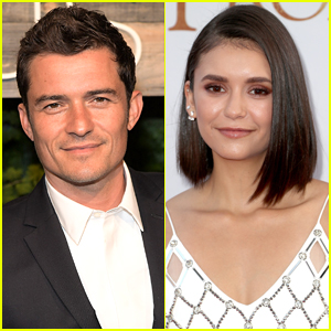 Orlando Bloom & Nina Dobrev