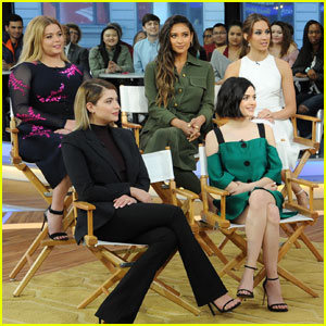 'Pretty Little Liars' Cast Reveal The One Good Thing About The Show Ending