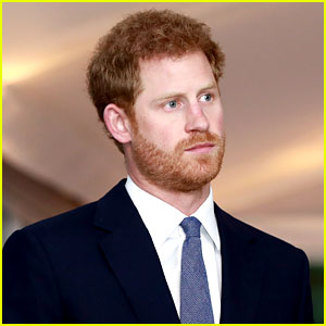 Prince Harry Went to Therapy After Two Years of 'Total Chaos'