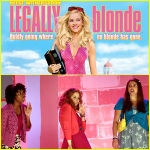 Reese Witherspoon Approves of SNL's 'Legally Blonde' Skit!