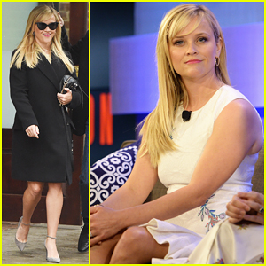 Reese Witherspoon Says 'Big Little Lies' Changed Her Story!