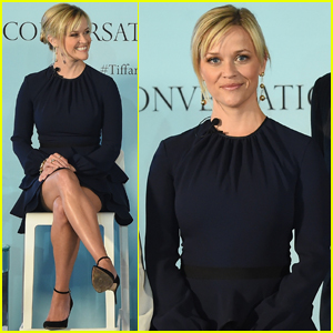 Reese Witherspoon Teams Up With 'Tiffany' to Talk Sustainability