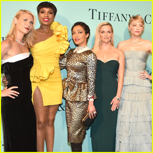 Reese Witherspoon & Jennifer Hudson Get Elegant at 'Tiffany & Co.' Gala
