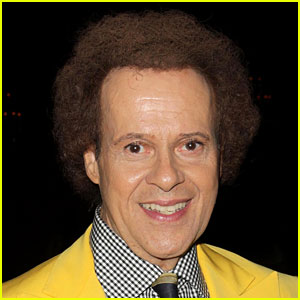 Richard Simmons Hospitalized for Stomach Issues