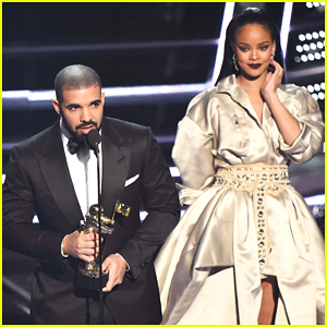 Rihanna & Drake Reunite For Kid's L.A. Birthday Party!