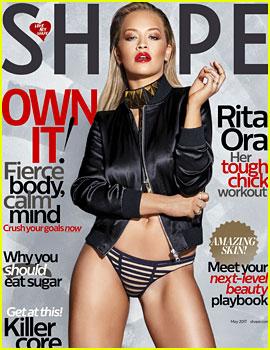 Rita Ora Loves Her 'Curvy' Body: 'I'm a Size 28 in Jeans'
