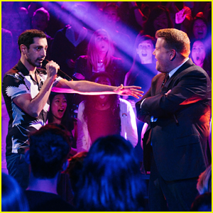 Riz Ahmed & James Corden Mock Kendall Jenner's Pepsi Ad & United Airlines In 'Drop The Mic' Rap Battle!