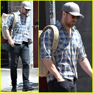 Ryan Gosling Grabs Lunch With 'La La Land' Director Damien Chazelle