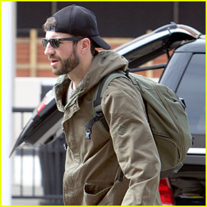 Sam Hunt Departs for Honeymoon with Wife Hannah Lee Fowler