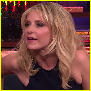 Sarah Michelle Gellar Plays 'Shag, Marry, Kill' with 'Buffy' Characters - Watch Now!