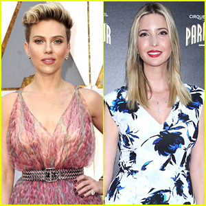 Scarlett Johansson Says She's 'So Disappointed' in Ivanka Trump's Role in the White House