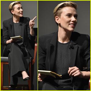 Scarlett Johansson Has a Doppelganger From the 1960s!