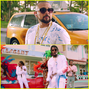 Sean Paul & Migos Take Over Miami In 'Body' Music Video - Watch Here!