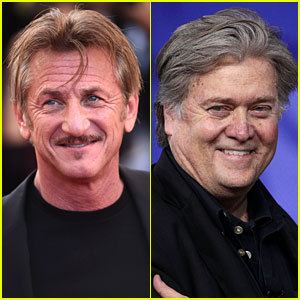 Sean Penn Calls Former Producer Steve Bannon 'Hollywood Wannabe'
