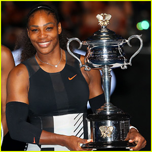 Serena Williams Was Seemingly Pregnant While Winning Australian Open!