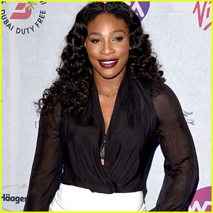 Serena Williams Says Announcing Her Pregnancy on Snapchat Was an 'Accident'!