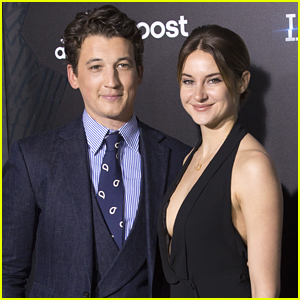 Shailene Woodley To Reunite With Miles Teller on Survival Thriller Flick
