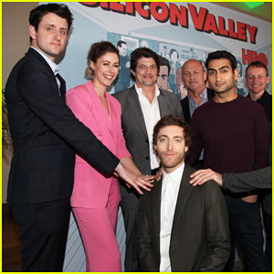 'Silicon Valley' Cast Is Divided Between Snapchat & Instagram!