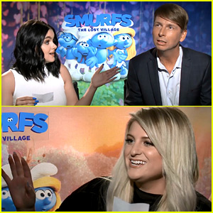 Meghan Trainor, Ariel Winter, & Jack McBrayer Play a Hilarious Round of 'Lose Da Lyrics' (Exclusive Video)